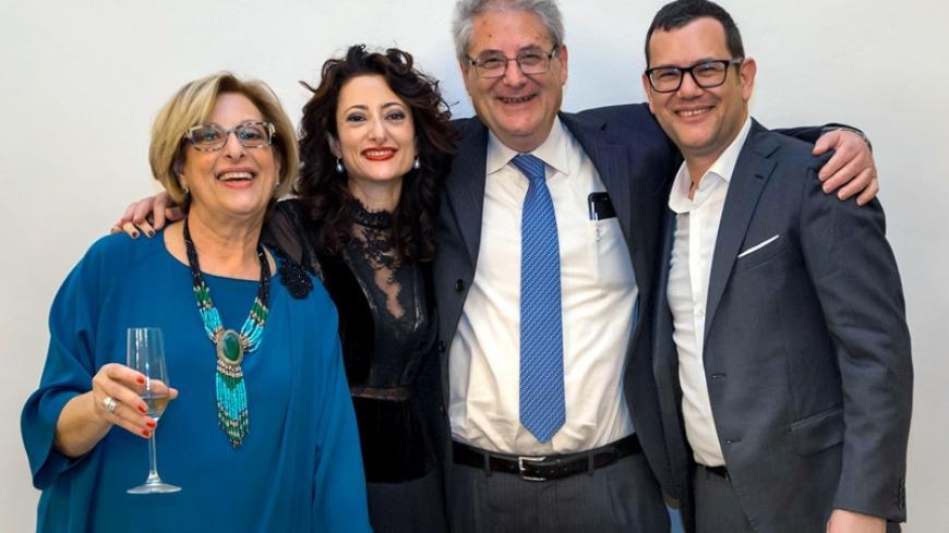 Семья основателя Irritec Group