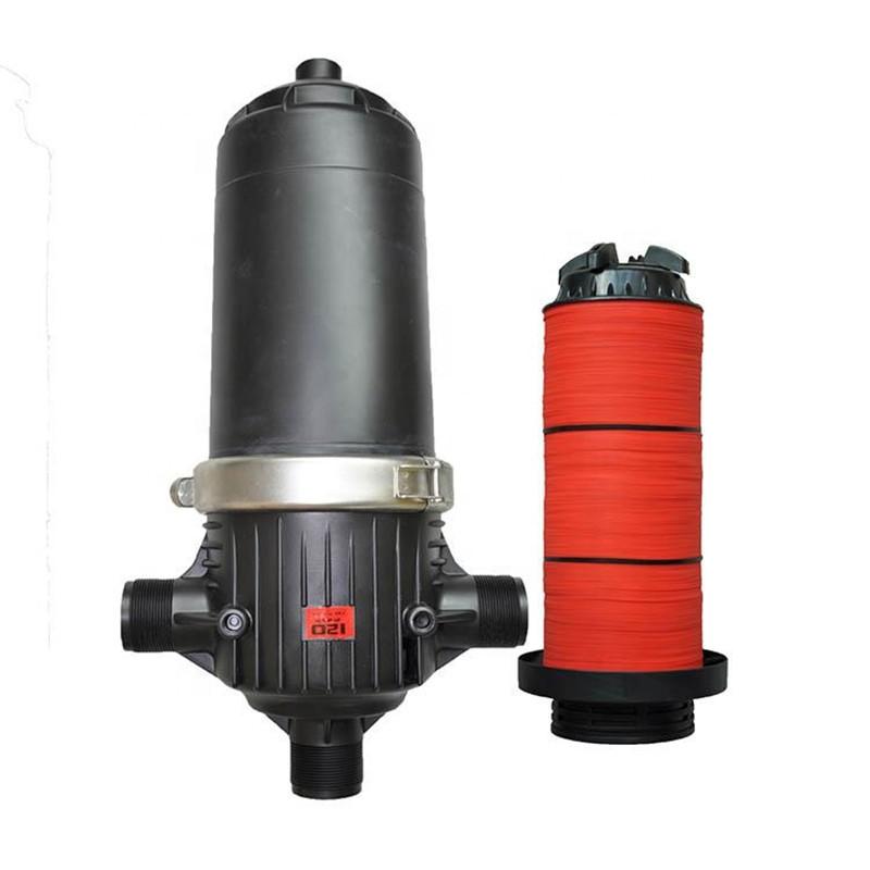 Фильтр дисковый для капельного полива 50 м3.час