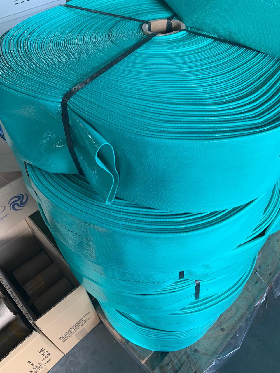 Поливочный рукав усиленный (Лайфлет) 4″ (100мм), Россия